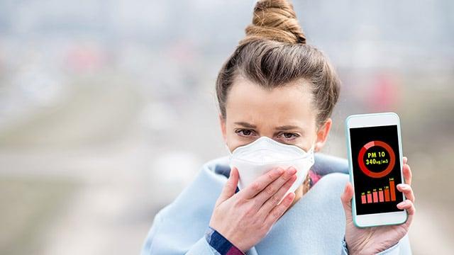 """Pollution de l'air : création obligatoire de """"zones à faible émission"""""""