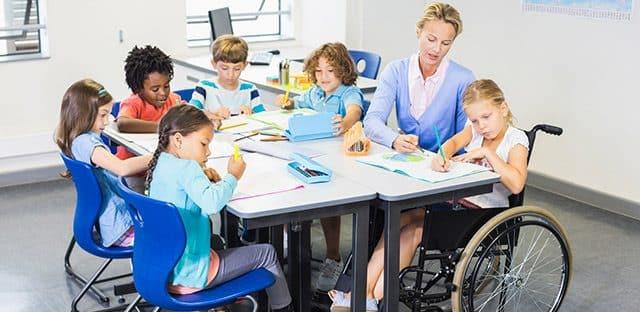 Scolarisation handicap : résultats de l'enquête du Défenseur des droits