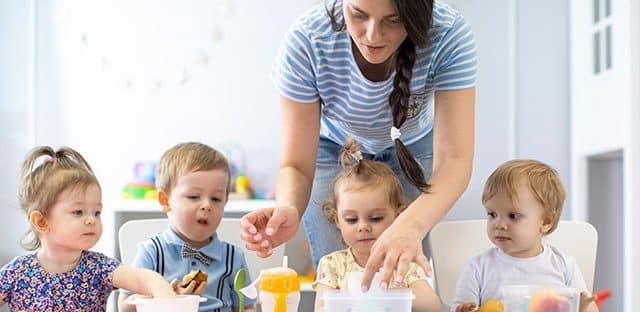 Cnaf : les modes d'accueil du jeune enfant connaissent « une croissance importante »