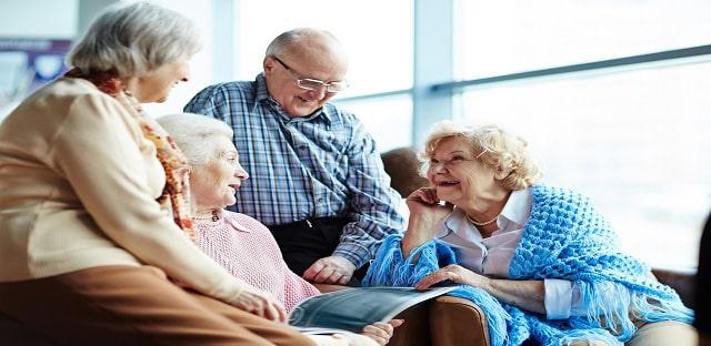 Les avantages fiscaux accordés aux personnes âgées hébergées en Ehpad