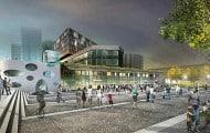 Bobigny, ville sans centre, dévoile un projet de centre-ville
