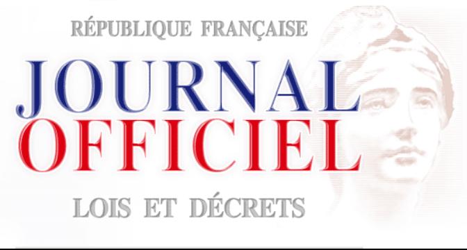 Publication au JO des lois égalité réelle outre-mer et statut de Paris
