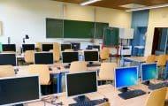 L'équipement informatique a doublé en 10 ans dans les collèges