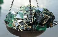 Déchets électriques et électroniques : la collecte redémarre