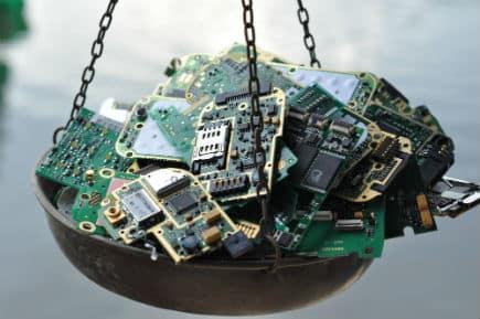 D chets lectriques et lectroniques la collecte red marre actualit fonc - Collecte appareils electroniques ...