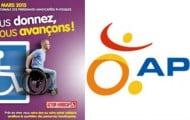 Semaine nationale des personnes handicapées physiques du 9 au 15 mars 2015