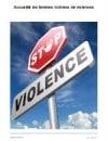 Accueillir les femmes victimes de violences