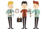 Les contraintes liées à l'organisation du temps de travail