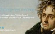 """Lancement d'un """"mécénat collectif"""" pour financer l'achat d'un portrait de Chateaubriand"""