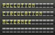La circulation alternée pourra être mise en place dès l'annonce d'un épisode de pollution