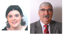 Cindy Laborie et Philippe Gérard