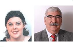 Cindy Laborie et Gérard Philippe
