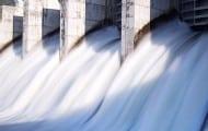 Barrage hydrau-électrique