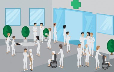 Des comités de défense des hôpitaux de proximité saisissent le Défenseur des droits