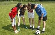 Remise du Prix européen pour l'intégration sociale par le sport