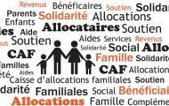 CAF : le nombre de foyers allocataires est resté quasi stable en 2015