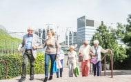 Un partenariat pour améliorer le bien être des seniors dans la cité