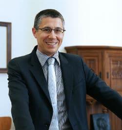 Johan Theuret, président de l'association des directeurs des ressources humaines de grandes collectivités