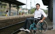 Handicap train
