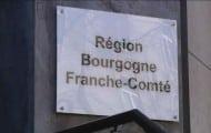 """Bourgogne-Franche-Comté : manifestation des agents qui refusent de payer """"l'addition de la fusion"""""""