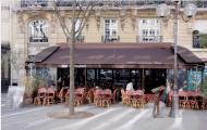 Un simulateur de taxes en ligne pour les terrasses parisiennes