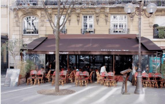 Un simulateur de taxes en ligne pour les terrasses for Les terrasses parisiennes