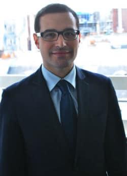 Grégory Mascarau, responsable « Mobilité et environnement » à la Fédération nationale des EPL