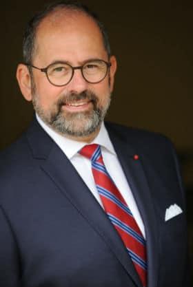 Philippe Laurent, maire de Sceaux, secrétaire général de l'Association des Maires de France et président du Conseil supérieur de la fonction publique territoriale