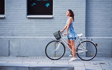 Le vélo, un mode de transport à part entière (ONG)