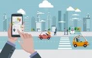 Des voitures autonomes circuleront en 2018 près de Rouen