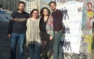 Les fondateurs de Womenability : Gabriel Odin, Charline Ouarraki, Audrey Noeltner, Julien Fernandez