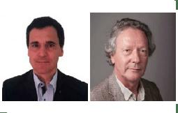 Pierre Lespinasse et Bernard Saint-Germain