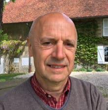 Dominique Royoux, professeur de géographie à l'Université de Poitiers et ancien directeur territorial au Grand Poitiers
