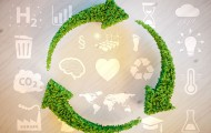 L'équivalent de 5 % des émissions annuelles de CO2 françaises évitées grâce au recyclage