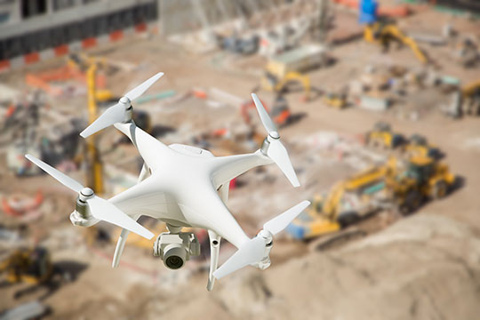 Le drone, nouvel allié des finances des collectivités territoriales - Actualité fonction publique territoriale