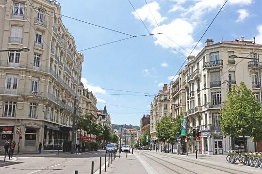 Saint Etienne accède au rang de métropole