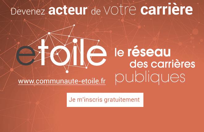 Etoile - le réseau des carrières publiques