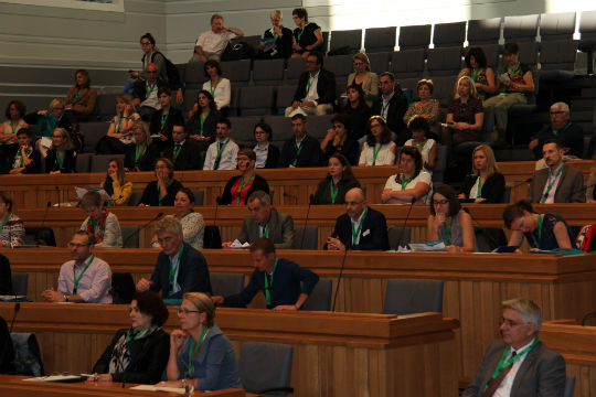 Congrès de l'ANDRHDT, l'ANDRHDT innove, sur la forme, comme sur le fond