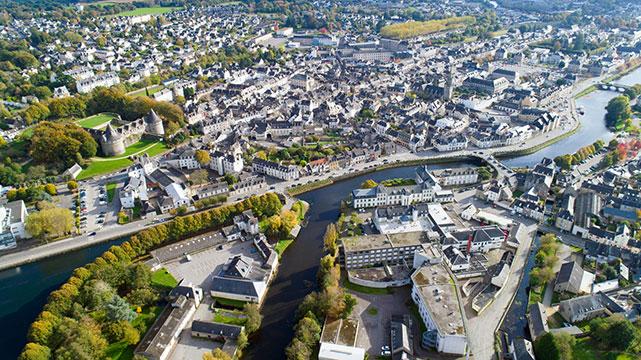 Bretagne : 60 projets pour redynamiser les centres-villes
