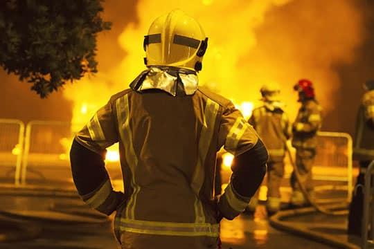 Hausse des agressions contre les pompiers en 2016, en ville comme ailleurs