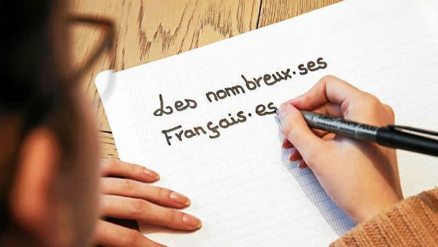 Le gouvernement tranche le débat sur l'écriture inclusive, bannie des textes officiels