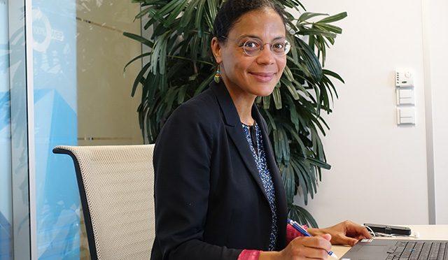 Nadège Baptista Directrice Générale des Services de la Ville et de l'Agglomération de Châteauroux
