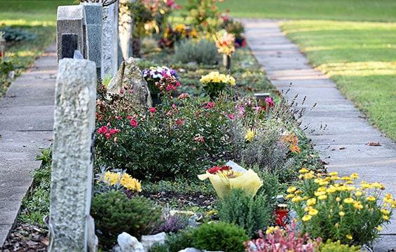 Repenser le paysage des cimetières
