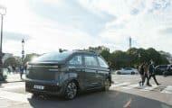 Après le minibus à Lyon, Navya se lance dans le taxi autonome