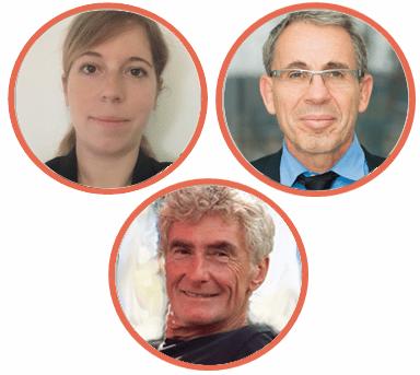 Olivier Aymard, Florise Wermeister, Hugues Perinel