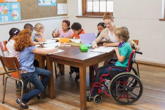 Rendre accessibles les activités périscolaires aux enfants handicapés