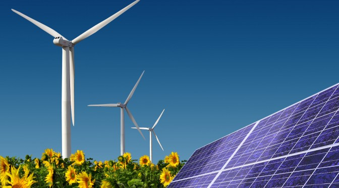 L'Occitanie, premier territoire à énergie positive à l'horizon 2050