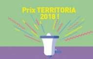 Prix TERRITORIA 2018 : lancement des candidatures