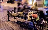 """Sans-abri : 22 départements placés en """"alerte grand froid"""""""