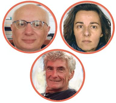 Jean Robert Massimi, Patricia Gillot, Hugues Perinel